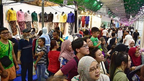 Bazar Raya WGS akan ada langkah cegah Covid-19