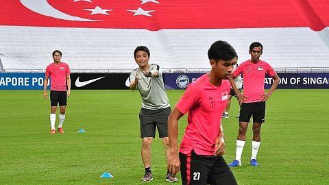 Tak rugi sokong impian Singa layak ke Piala Dunia 2034...
