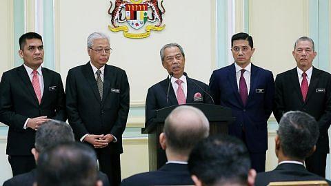Fokus PM Muhyiddin serta 'Kabinet Berfungsi' pilihannya