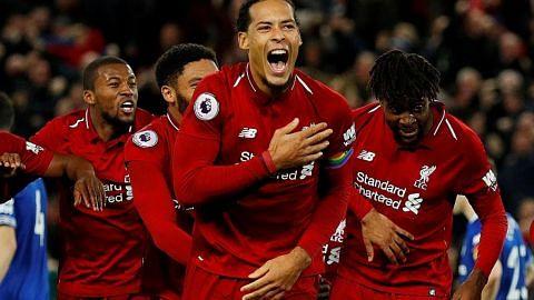 Van Dijk tekad bawa trofi Liga Perdana kepada peminat Liverpool