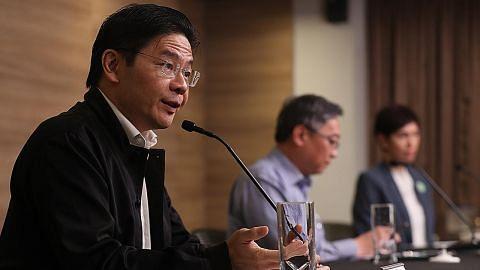 Wong gesa warga usah ke luar negara