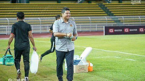"""Aidil Sharin akur """"tiada pilihan"""", perlu turuti arahan tangguh perlawanan Liga-M sementara waktu"""