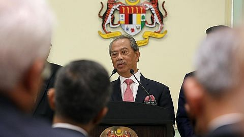 Keputusan sukar PM baru Malaysia