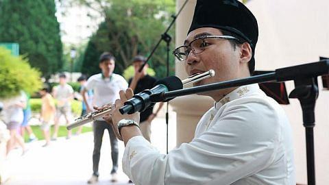 Ekperimentasi pemain seruling serlahkan irama Melayu tradisional segar