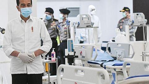 Indonesia ubah perkampungan atlit jadi hospital sementara