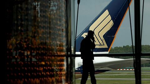 SIA kurangkan 96% penerbangan