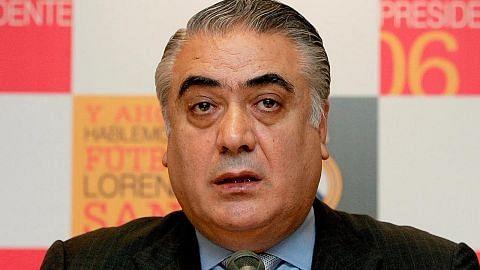 Bekas presiden Real Lorenzo Sanz maut Covid-19