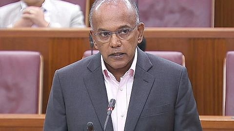 Mereka yang langgar perintah Notis Jangan Keluar Rumah akan dikenakan tindakan keras: Shanmugam