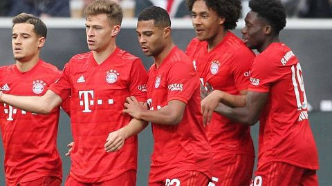 Pemain kelab Jerman setuju potong gaji kerana koronavirus