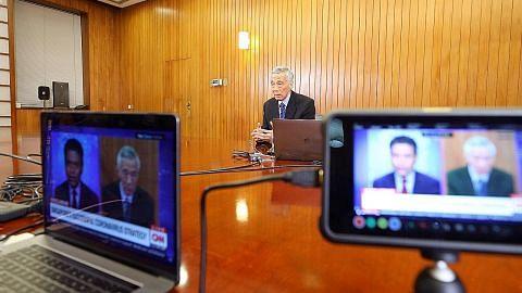 PM Lee: Koronavirus mungkin berlarutan buat bertahun