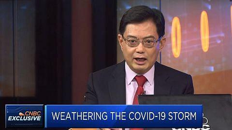 DPM Heng: Usaha atasi Covid-19, rangsang ekonomi, bantu rakyat keutamaan pemerintah