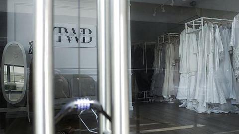 The Wedding Brocade ditutup, pekerja dikuarantin