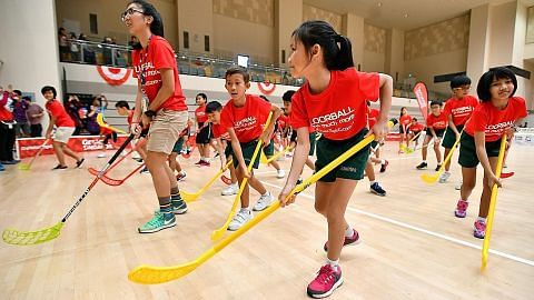 SportSG sediakan pekerjaan sementara, latihan bagi fraterniti sukan