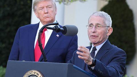 Amerika dalam krisis sedang jumlah kes Covid-19 melonjak