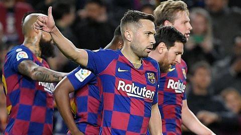 Pemain Barca terima potongan gaji 70%, bantu kakitangan kelab terus dapat gaji penuh