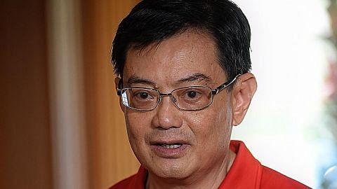 DPM Heng: Bekalan makanan S'pura cukup hasil persiapan sejak sekian lama