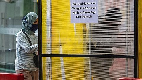 Indonesia mula ambil langkah lebih tegas tangani Covid-19