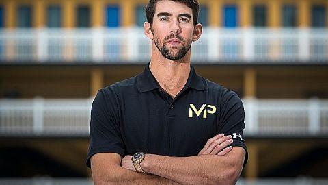 Phelps seru atlet jaga kesihatan mental dek Olimpik ditangguh