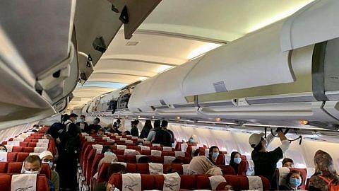 S'pura bawa pulang 224 warga dari Mesir