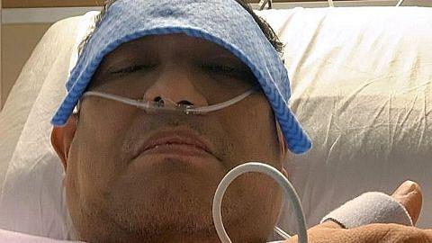 Usahawan tarung nyawa selepas dijangkiti Covid-19