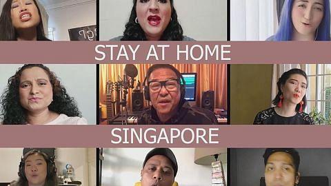 'Count On Me, Singapore,' diberi nafas baru perangi Covid-19