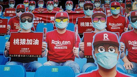 Musim besbol Taiwan dimula meski acara sukan sejagat dibatal