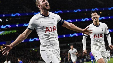 Spurs nafi jual Kane