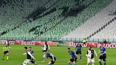 Pemain Liga Italy diuji Covid-19 jelang permulaan Mei ini