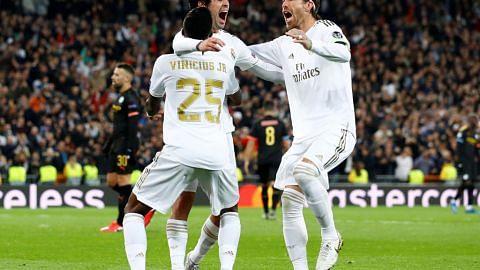La Liga: 4 pasukan teratas automatik ke Liga Juara-Juara