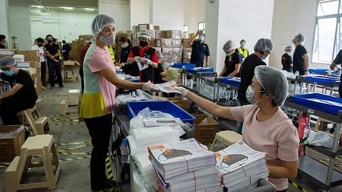 1.3 juta pelitup guna semula akan diagih kepada pekerja asing dan pembantu rumah