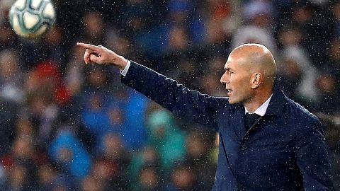 Juventus cuba pujuk Zidane tinggalkan Real
