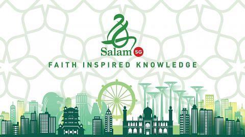 Muis lancar 'SalamSG TV' sempena Ramadan tingkat kerohanian