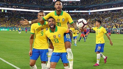 Neymar, Alison sumbang bantuan Covid-19 di Brazil