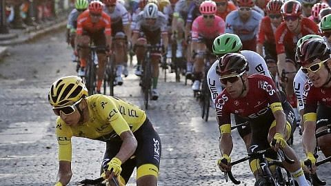 'Akhiri pergantungan, modenkan Tour de France'