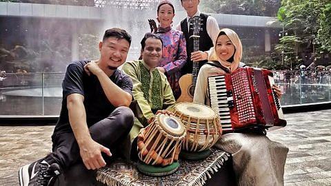 Syafiqah Adha, pemuzik serba boleh, mahu ceburi bidang sepenuh masa