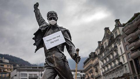 Warga Swiss ubah amalan harian