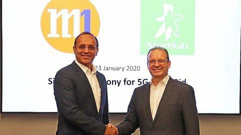Singtel, usaha sama StarHub-M1 bakal bangun rangkaian 5G