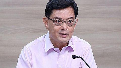S'pura boleh muncul lebih kuat jika semua bersatu: DPM Heng