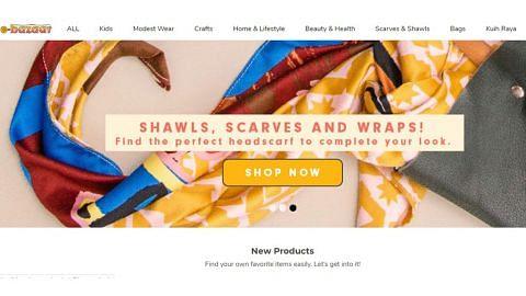 Cara baru beli-belah PANDANGAN Penjualan bazar dalam talian bercampur-campur