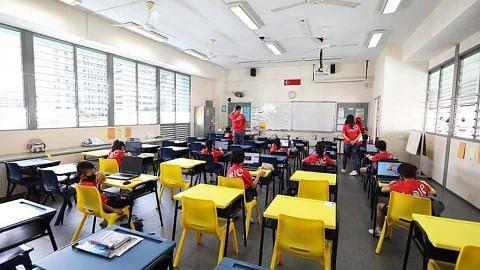 Kelas bagi segelintir pelajar, fokus bagi yang ambil periksa