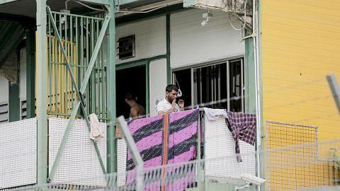 Keadaan di dormitori umumnya kini mantap: Josephine Teo