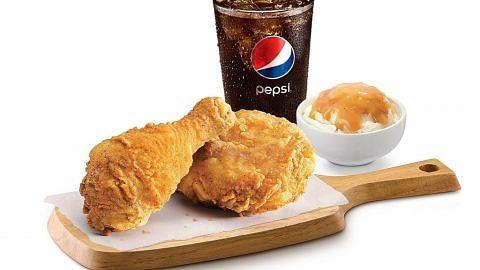 KFC sumbang semula kepada masyarakat