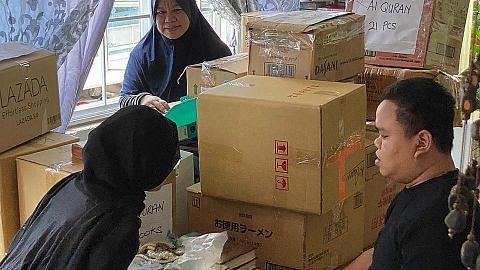 Sejadah, Al-Quran buat pekerja asing