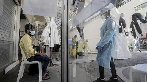 Julung kali jumlah pesakit dibenar pulang lebihi 1,000
