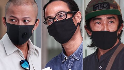 Tiga lelaki didakwa masuk zon terlarang, berkhemah di Pulau Ubin