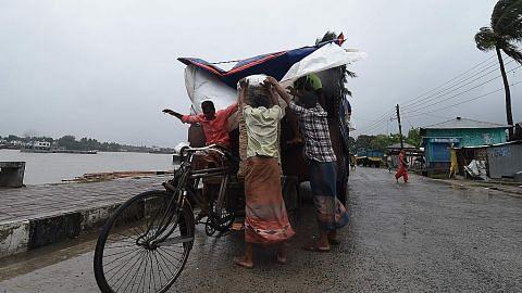 Bangladesh, India Timur bersiap hadapi taufan Amphan