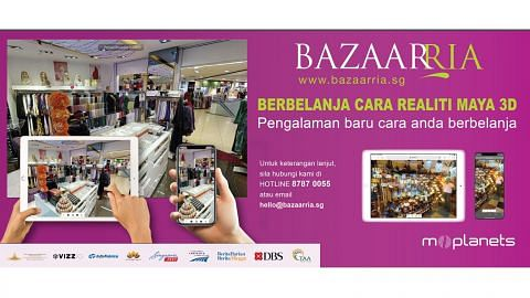 SingPost, BazaarRia kerjasama sedia khidmat hantaran