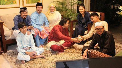 Zainal Sapari rancang puasa enam bersama keluarga