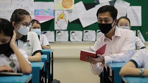 Terlalu lama tutup sekolah boleh jejas kanak-kanak: Ye Kung