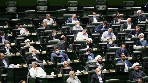 3,000 kes baru dicatat dalam 24 jam di Iran